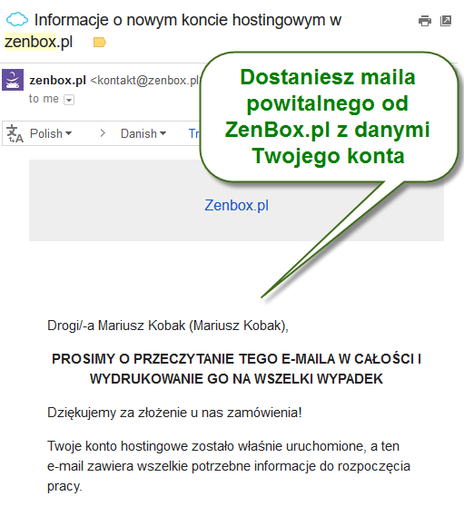 zenbox email