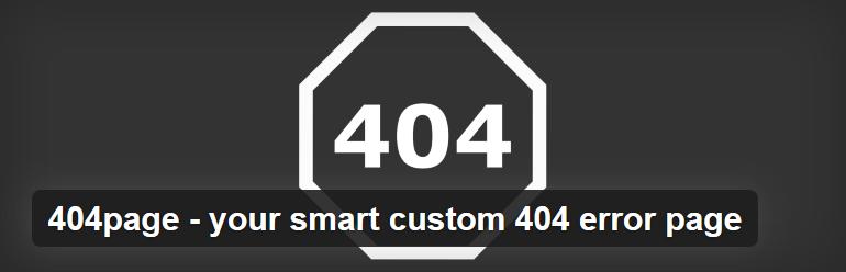404page - 12 najlepszych wtyczek WordPress