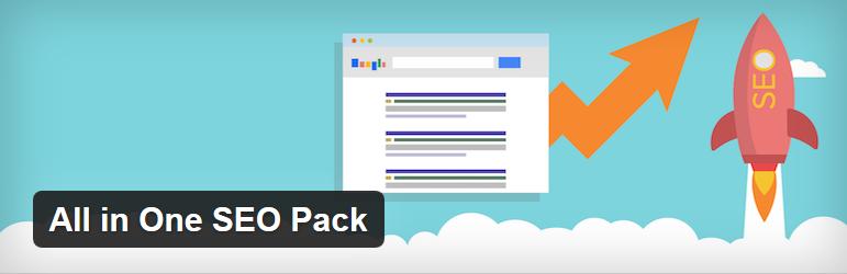 All in one SEO pack - 12 najlepszych wtyczek WordPress