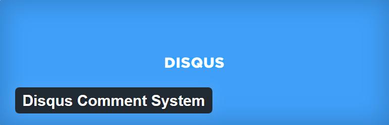 Disqus - 12 najlepszych wtyczek WordPress