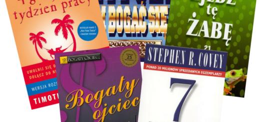 5 książek od Kierunek Wolność