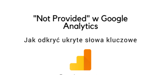 not provided w google analytics